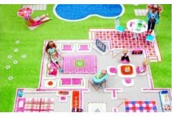 Обзор развивающих детских ковров. Часть 2