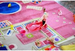 Большие ковры в детскую комнату