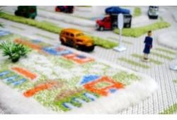 Детские напольные ковры: как выбрать