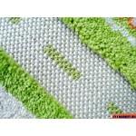 Ковер ТРАФИК (80*150 см) зеленый