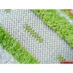 Ковер ТРАФИК (80*100 см) зеленый